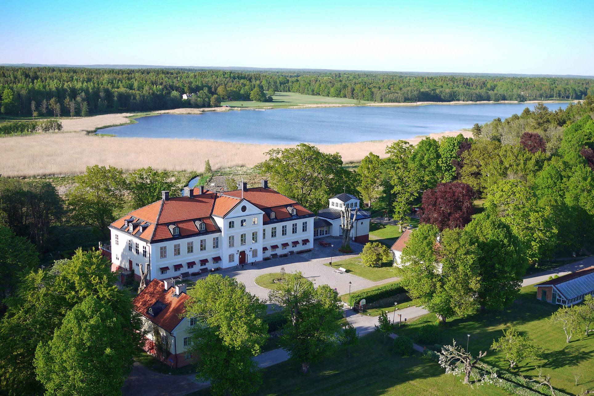 Stjärnholms Slott i Oxelösund